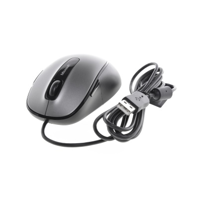 Microsoft myš Compact Optical Mouse 4500 Lochnes Grey USB