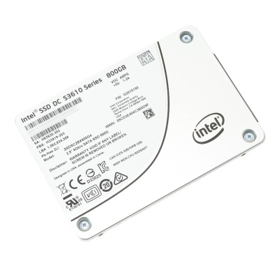 Intel SSD DC S3610 Series 800GB