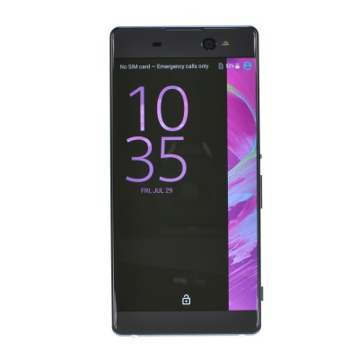 Sony Xperia XA Ultra Single SIM F3211 Black - černý