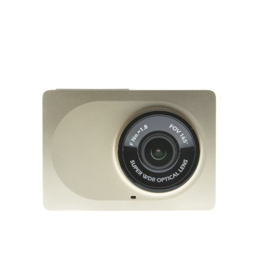 Xiaomi YI Dashboard Camera Gold