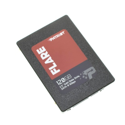Patriot Flare 120GB 2.5 SATA SSD